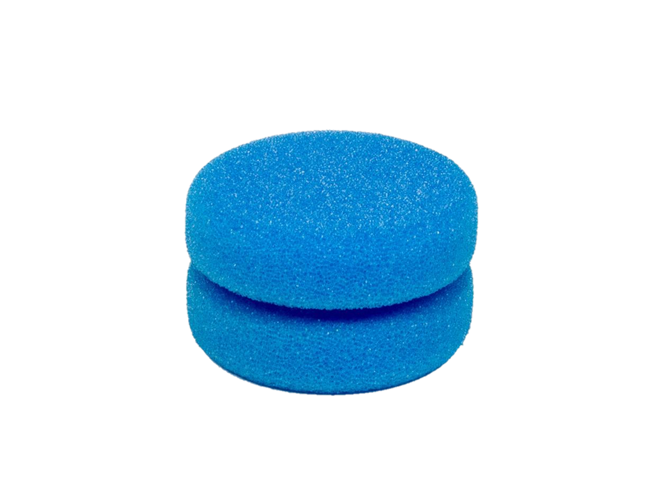 Round Tyre Trim Applicator Wheel Cleaner - LK Auto Factors