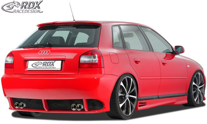 LK Performance Rear bumper AUDI A3-8L
