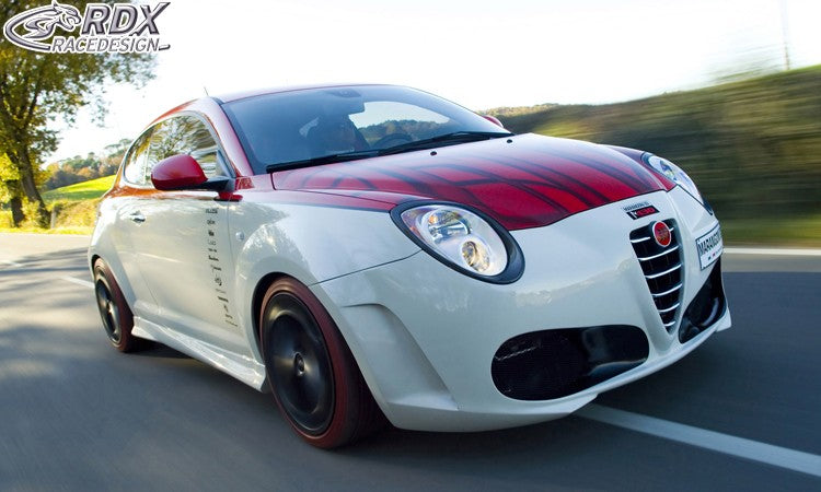"LK Performance Sideskirts ALFA Mito ""Turbo"" - LK Auto Factors"