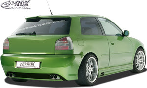 "LK Performance RDX Rear bumper AUDI A3-8L (with numberplate) ""SingleFrame"" - LK Auto Factors"