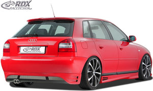 LK Performance rear bumper extension AUDI A3-8L - LK Auto Factors