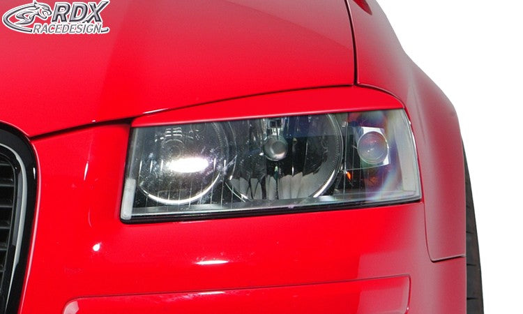 LK Performance Headlight covers AUDI A3-8P - LK Auto Factors