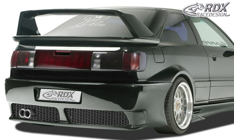 "LK Performance Rear bumper AUDI 80-B3/B4 Coupe/convertible with numberplate ""GT4"" - LK Auto Factors"