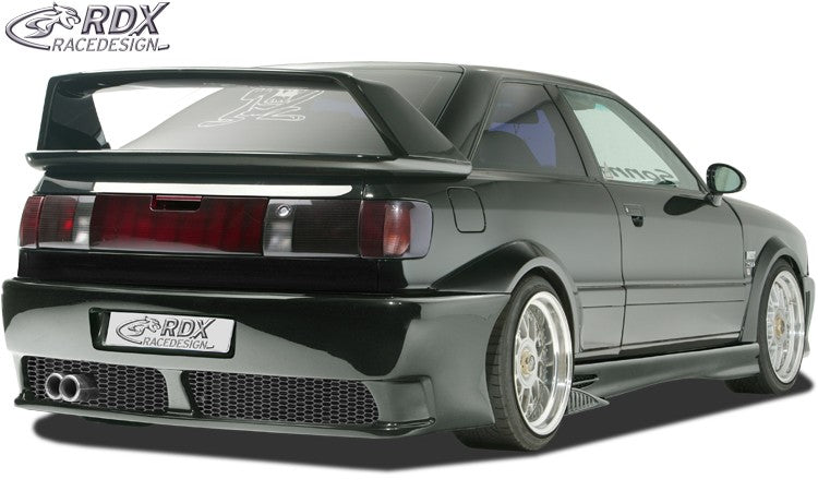 LK Performance Rear bumper AUDI 80-B3/B4 Coupe/convertible with numberplate