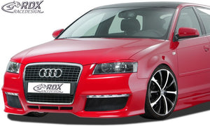 LK Performance Front bumper AUDI A3 8P Facelift (2006-2008) - LK Auto Factors