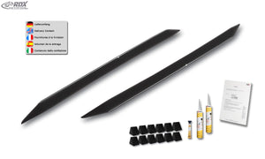 "LK Performance Sideskirts AUDI Audi 80-B3""Slim - LK Auto Factors"