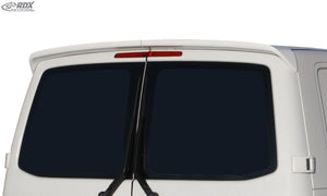 LK Performance Roof Spoiler VW T5 with 2 rear doors - LK Auto Factors