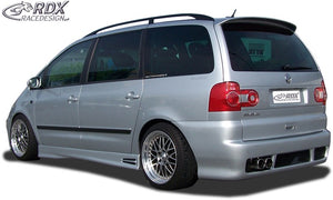 LK Performance Rear bumper VW Sharan 7M (2000+) 2000-2011 - LK Auto Factors