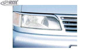 LK Performance Headlight covers VW Sharan -2000 - LK Auto Factors