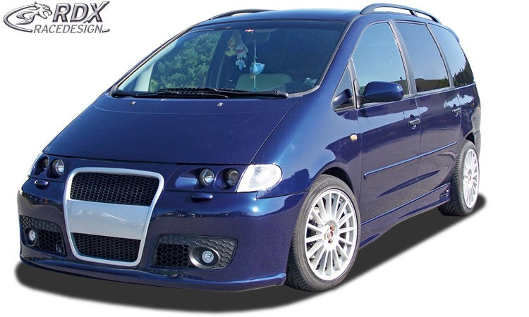 "LK Performance Front bumper VW Sharan -2000 & Seat Alhambra -2000 ""SF/GTI-Five"" - LK Auto Factors"