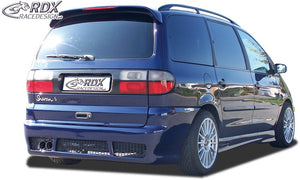 LK Performance Rear bumper VW Sharan -2000 - LK Auto Factors