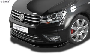 LK Performance Front Spoiler VARIO-X VW Caddy 2K 2015+ Front Lip Splitter - LK Auto Factors