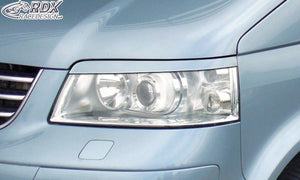LK Performance Headlight covers VW T5 -2009 - LK Auto Factors