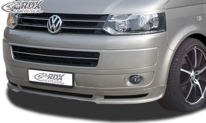 LK Performance Front Spoiler VW T5 Facelift 2009+ - LK Auto Factors