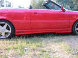 "LK Performance Sideskirts AUDI 80-B3/B4 Coupe/convertible ""GT4"" - LK Auto Factors"