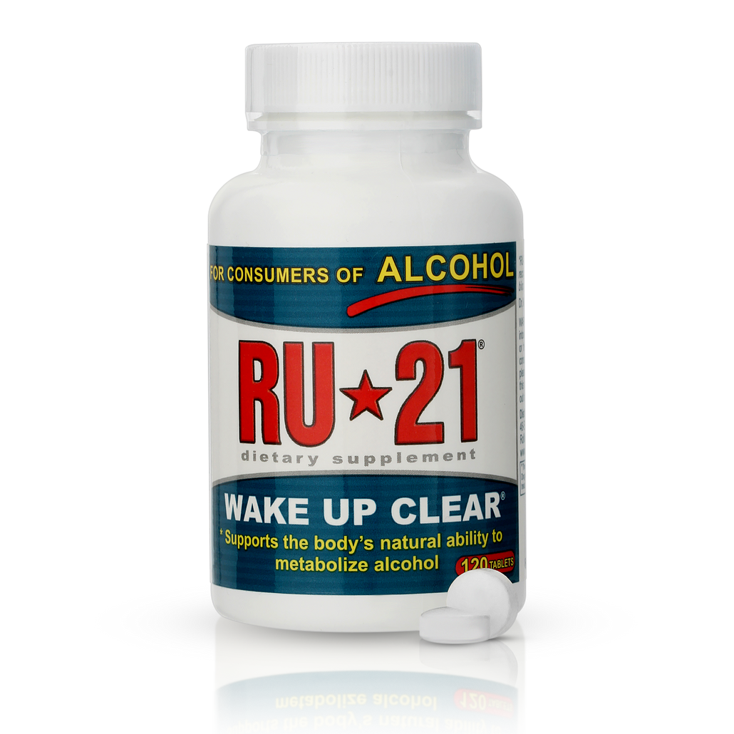 RU-21 Bottle (120ct)