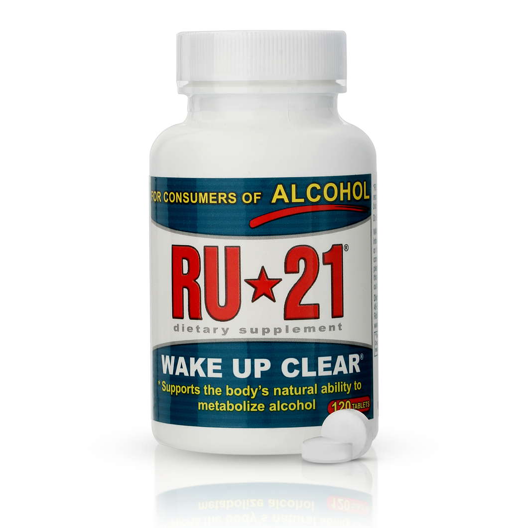 RU-21 Bottle (120ct) - RU21