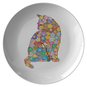Cat Dinner Plate - Cute Cats Store