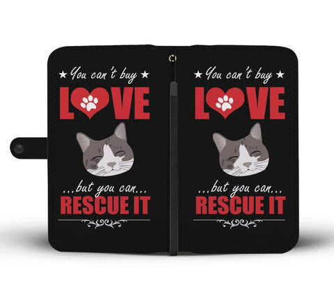 Cat Lover Design Bifold Wallet - Cute Cats Store