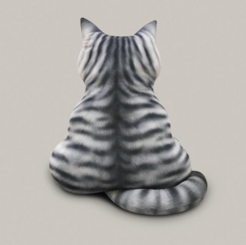 Image of cute cat pillow - Cute Cats Store