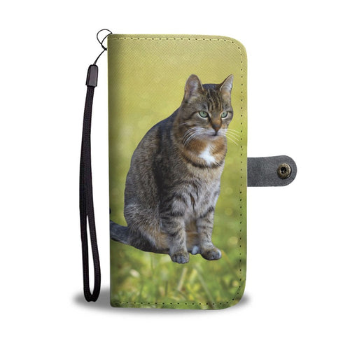 Personalized Wallet & Phone Case With Cat Photo