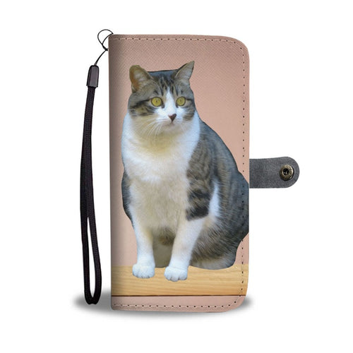 Custom Cat Wallet Design With Photo