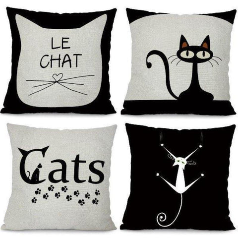 halloween pillows - Cute Cats Store