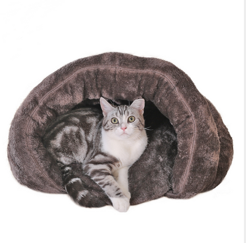 Image of winter cat bed - Cute Cats Store