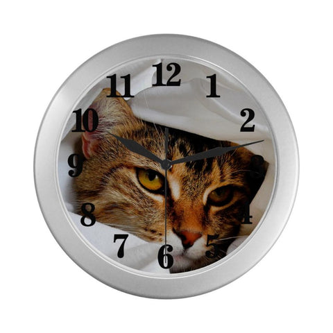cat clock - Cute Cats Store