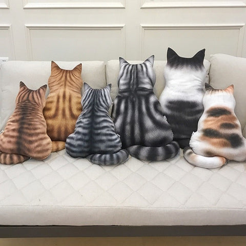 Image of cat pillow - Cute Cats Store