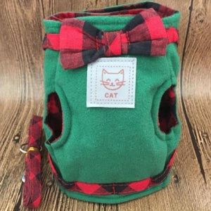 Cat Vest Harness Adjustable - Cute Cats Store