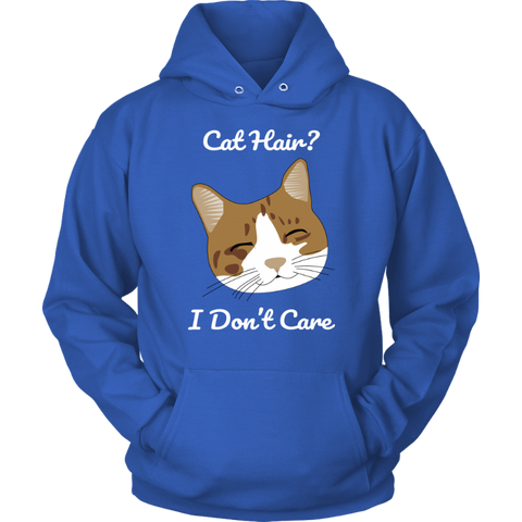 Image of hoodies with cats on them - Cute Cats Store