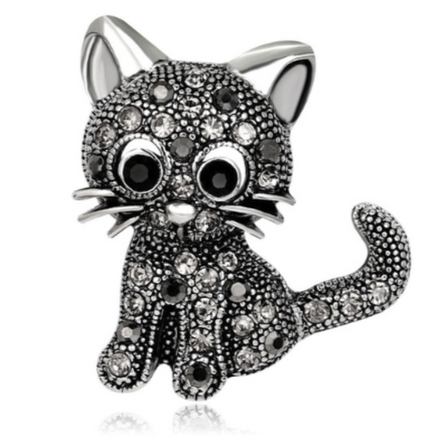 cat brooch - Cute Cats Store
