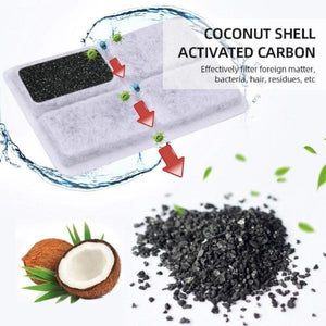 Activated Carbon Filter for 1.8L LED Fountain - Cute Cats Store