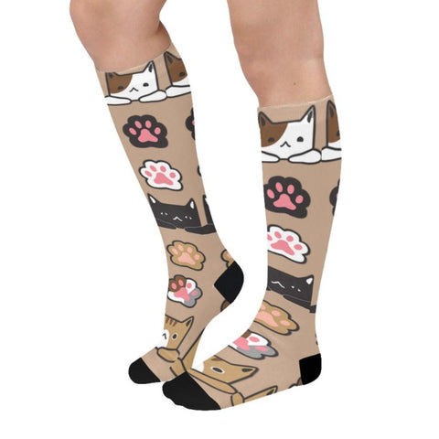 womens cat socks - Cute Cats Store