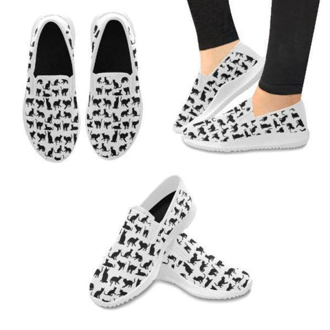 Image of Cat Lovers Women's Sneakers - Cute Cats Store
