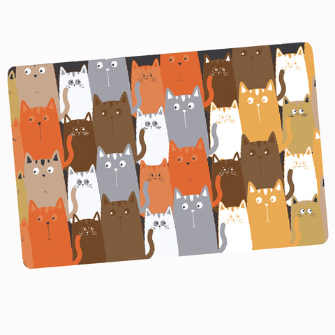 Image of cat door mats - Cute Cats Store