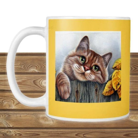 cat themed mug - Cute Cats Store