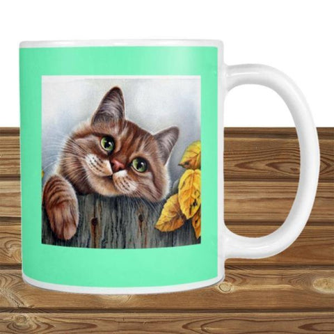 Image of cat coffee mug - Cute Cats Store