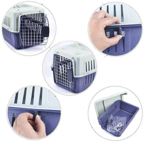 Image of cat transportation safe carrier - Cute Cats Store