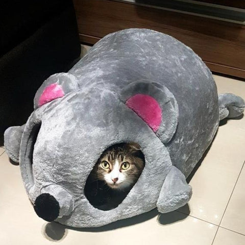 Image of cat toy house - Cute Cats Store