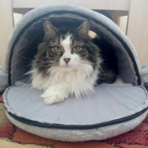 cat cave bed - Cute Cats Store