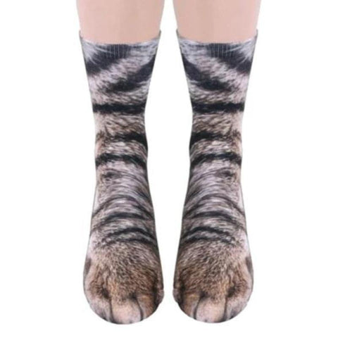 Cat paw socks - Cute Cats Store