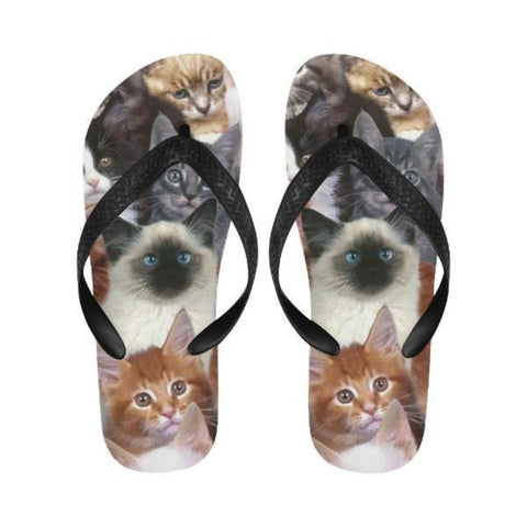 Image of cat slippers - Cute Cats Store