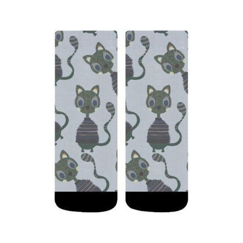 cat print socks - Cute Cats Store