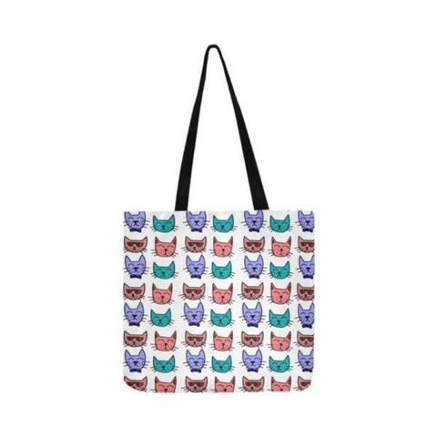 Image of cat tote bag - Cute Cats Store