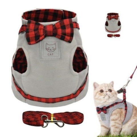 cat walking vest - Cute Cats Store