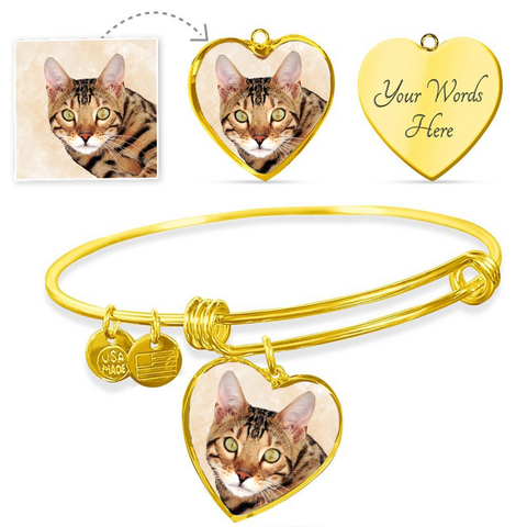 cat bracelet - Cute Cats Store