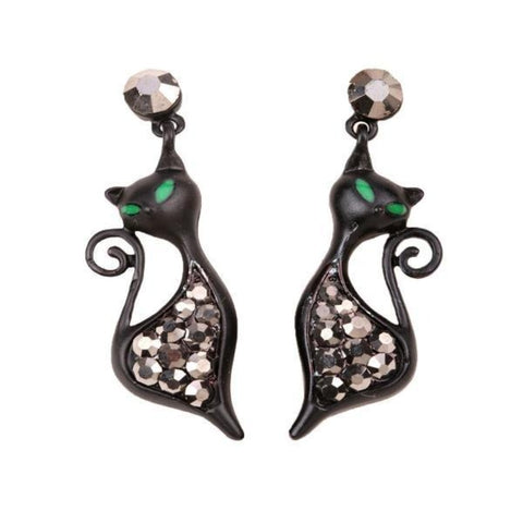 cat earrings - Cute Cats Store