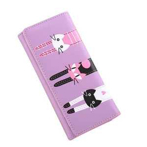 cute cat wallet - Cute Cats Store